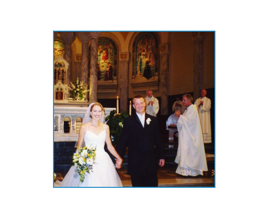 Heidi Fore and Sean Fore Wedding